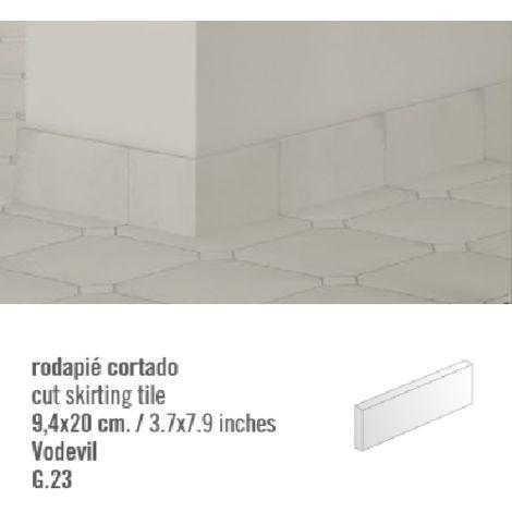 Plinthe interieur Vodevil 9.4x20 cm - 2mL
