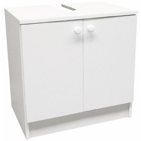 Plomberie - Meuble sous-lavabo