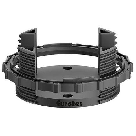 Plot réglable Système Cradle pour plancher intérieur - Ht. 10 à 45 mm - -