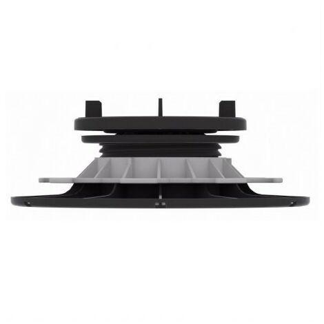 Plots autonivelants pour caillebotis 55 75 mm