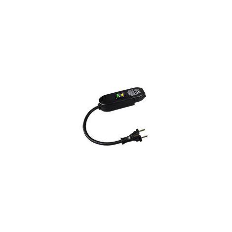 Plug Disjoncteur différentiel 10mA 220V
