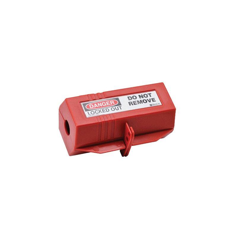 Image of 065675 Plug Lock Out Large - Brady