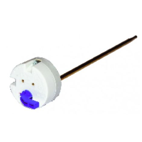 Pluggable thermostat lg: 270mm - DIFF for Atlantic : 070070