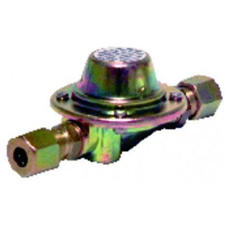 Plumbing fixtures pressure reducer fuel 100mbars