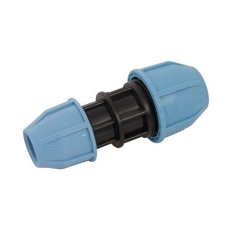 Plumbob 336473 MDPE Reducing Coupler 25 x 20mm
