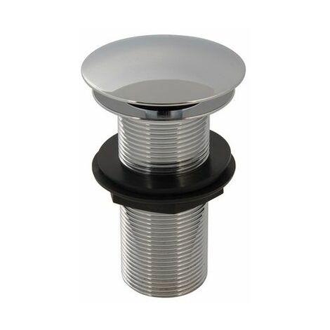 """Plumbob 404445 Freeflow Basin Waste Unslotted 1-1/4"""" (32mm)"""