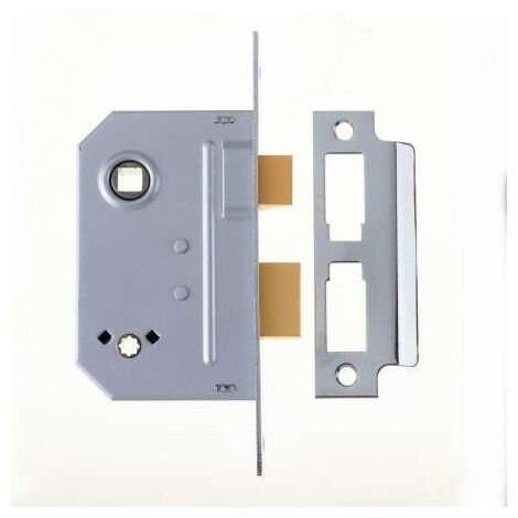 PM236 2 Lever Bathroom Sashlock