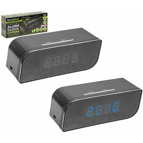 PMS Covert IP Camera Digital Clock
