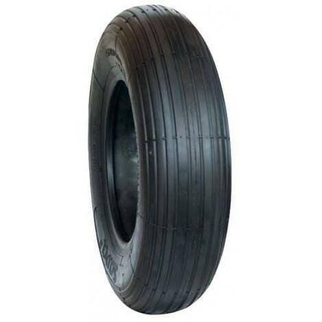 Pneu Brouette Kings Tire 3.50-8 V5501 4PR + Chambre à air