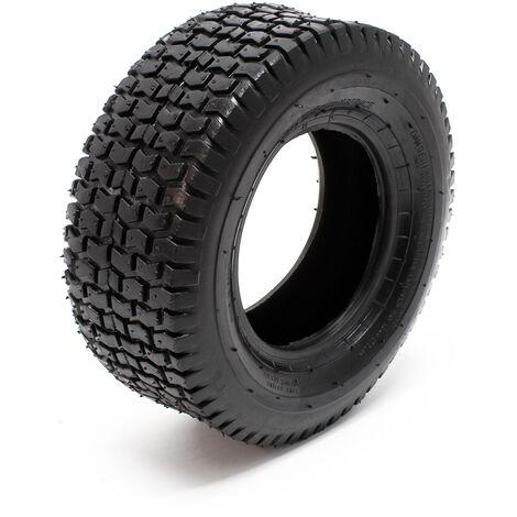 Pneu pour Tondeuses autoportées 15x6.00-6- 4PR Tracteur de jardin Gazon