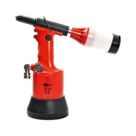 pneumatic gun for rivets Degometal GO-180