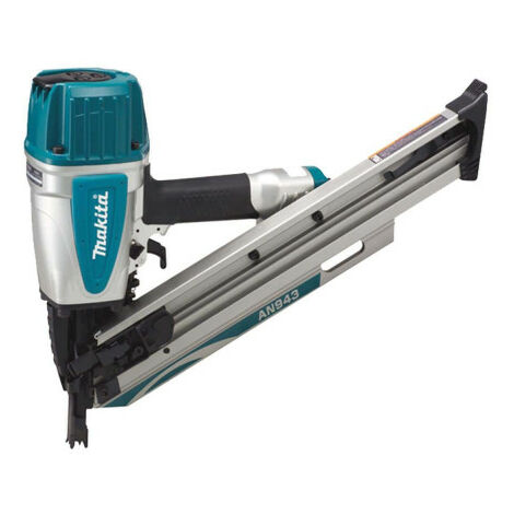 Pneumatic nailer MAKITA 8,3 bar 90mm AN943K