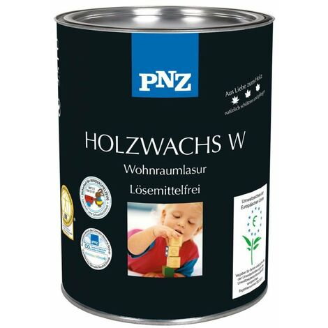 PNZ Holzwachs W (farblos) 2,50 l - 74213