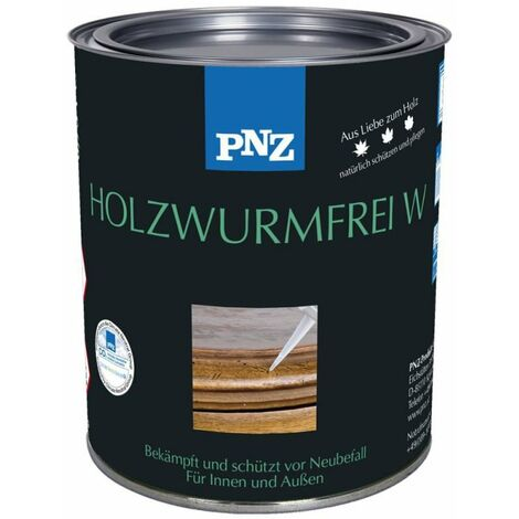 PNZ Holzwurmfrei W 0,75 l - 05901