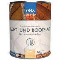 PNZ Yacht- und Bootslack (farblos) 2,50 l - 10456