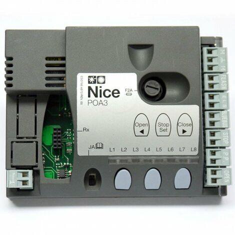 POA3 Centrale de commande pour Popkit 7124 et HoppKit NICE - NICE