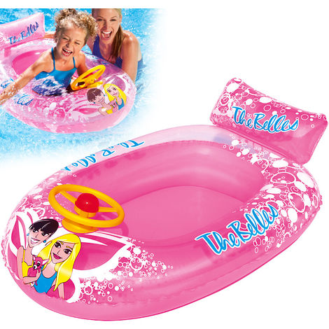 Poal Boat Bestway The Belles Swimming Aid Childrens Water Toy