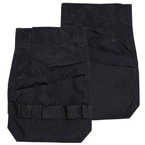 Poches à clous amovibles - 9900 Noir 21591860 - Blaklader