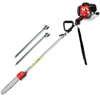 Podadora Altura KUDA de gasolina 52cc 2cv 25cm espada más 2 barras y 1 cadena extra