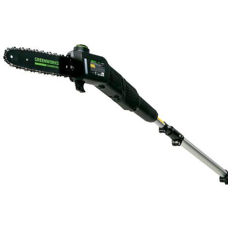 Podadora de altura Greenworks de 82 V GC82PS  Incluye cargador y batería  2,5 AH