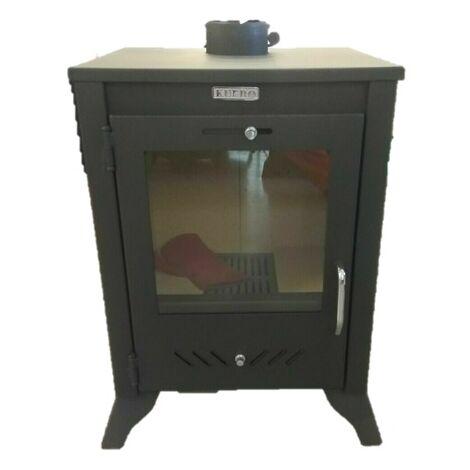 Poêle à bois Model Fireplace 14 Kw