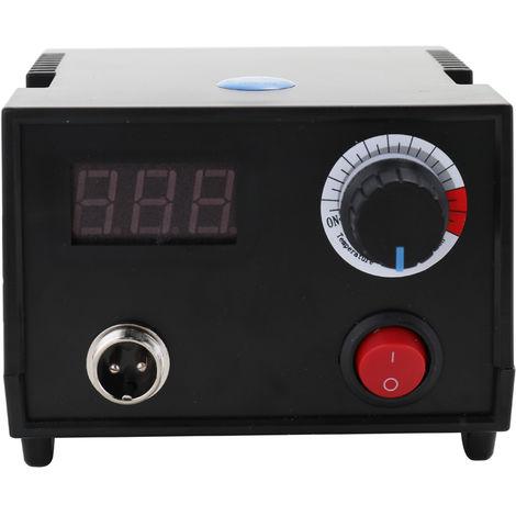 Poele A Bois Pyrogravure Pen Machine De Gravure Gourd Artisanat Jeu D'Outils Avec Fil De Soudure Top Temperature Reglable
