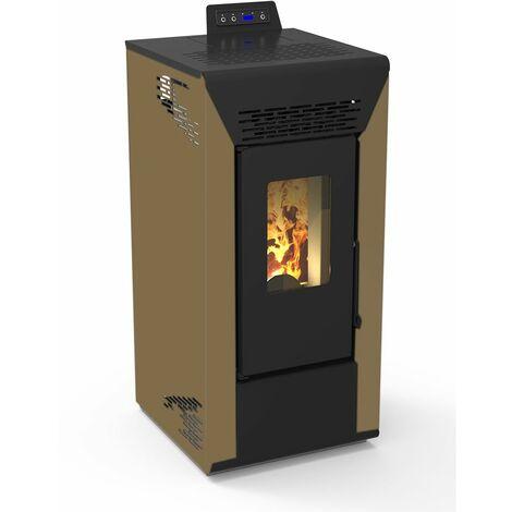 Poêle à granulés air Anita 9 kW Sannover plusieurs coloris disponibles