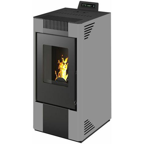 Poêle à granulés air Astral 11 kW Sannover plusieurs coloris disponibles