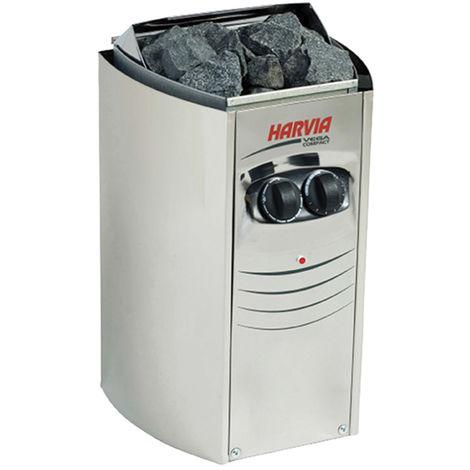 Poêle électrique 3,5 kW Vega Compact pour sauna traditionnel - Harvia