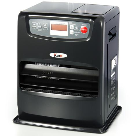 Poêle électronique Laser Inverter Combustible Liquide 120 M3 Sre301