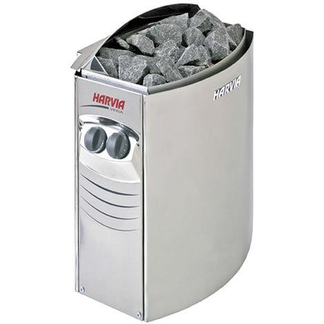 Poêle Harvia électrique VEGA 4.5kW pour sauna à vapeur
