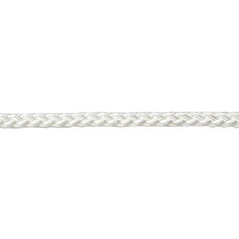 PÖSAMO PP Seil gefl. weiss 5,0mm (250x 67) (Inh. 100 m)