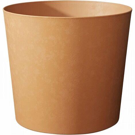PoeTIC Pot Elément Conique 40 Terre de Sienne