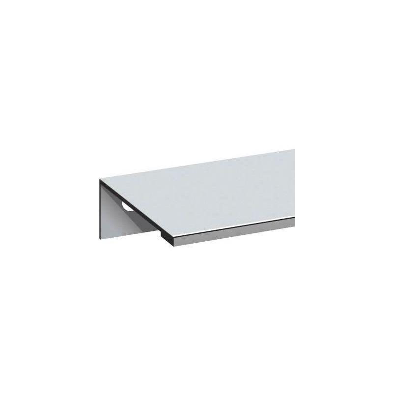 Poign/ée en bois MT4 aluminium 4 doigts Noir