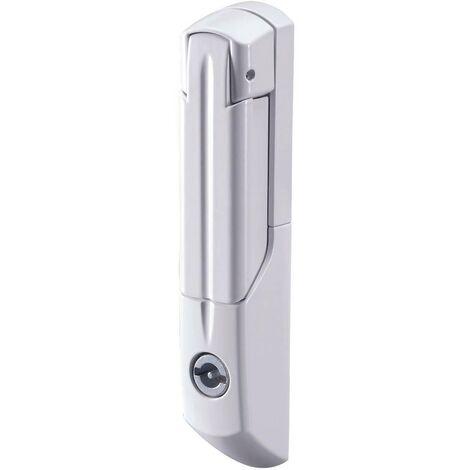 Poignée confort pour dispositif de verouillage Rittal 2537.010 gris clair (RAL 7035) 1 pc(s)
