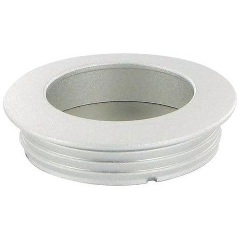 Poignée cuvette aluminium - Hauteur : - - Entraxe : - - : - Décor : Aluminium - Diamètre : 42 mm - Longueur : - - Profondeur : 10 mm - Encastrement : Ø 35 mm - Matériau : Aluminium - FOSUN - Encastrement : Ø 35 mm