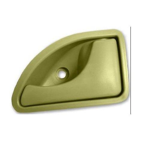 """main image of """"Poignée de porte intérieur avant droit Renault Kangoo Twingo Verte 8200289434"""""""