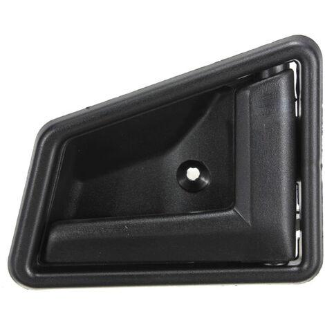 Poignée de porte intérieure intérieure de voiture avant arrière noire pour Suzuki Vitara SE416 1.6 (c?té droit)