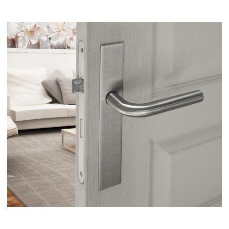 Poignée de porte sur plaque - CHAMPION