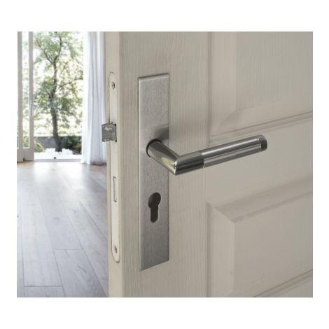 Poignée de porte sur plaque - Tina