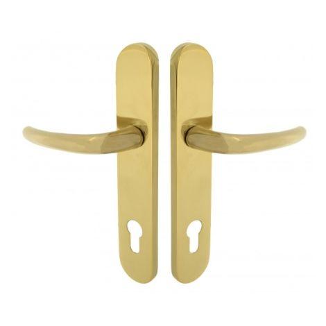 Poignée de porte sur plaque - Vega