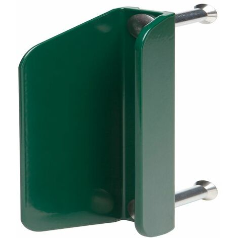 Poignée de tirage verte, combinaison avec la gâche SA ou SH. - LOCINOX - - 3006PC.