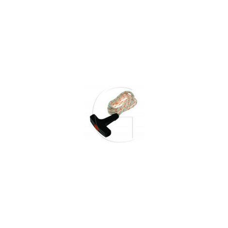 Poignée lanceur STIHL 00001903400 avec corde de 1 M pour FS
