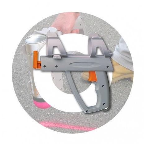 Poignée pistolet de marquage au sol - Soppec - 432447