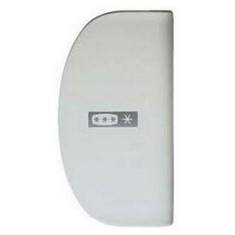 Poignée portillon de freezer (41012318) Réfrigérateur, congélateur 146057 CANDY, ROSIERES