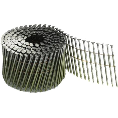 Pointe annelée en rouleau BOSTITICH pour cloueur N512C - 3.8x110 mm - Rouleau 1200 - N130P-380R110