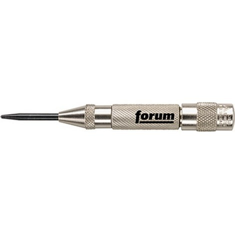 Pointeau automatique, Ø : 4,0 mm, Long. 125 mm, Ø de tige 14 mm