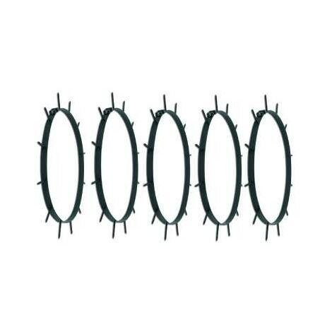 pointes à fi rouleau: 280mm vert 40120