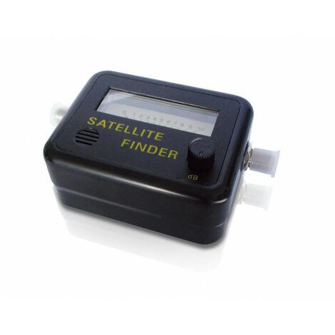 Pointeur SatFinder satellite à aiguille