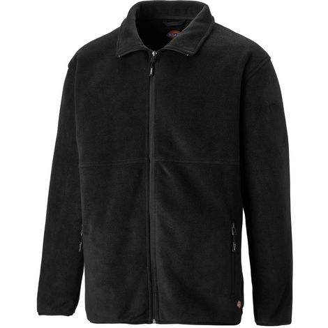 Polaire DICKIES Oakfield - Noire - Taille M - JW83015
